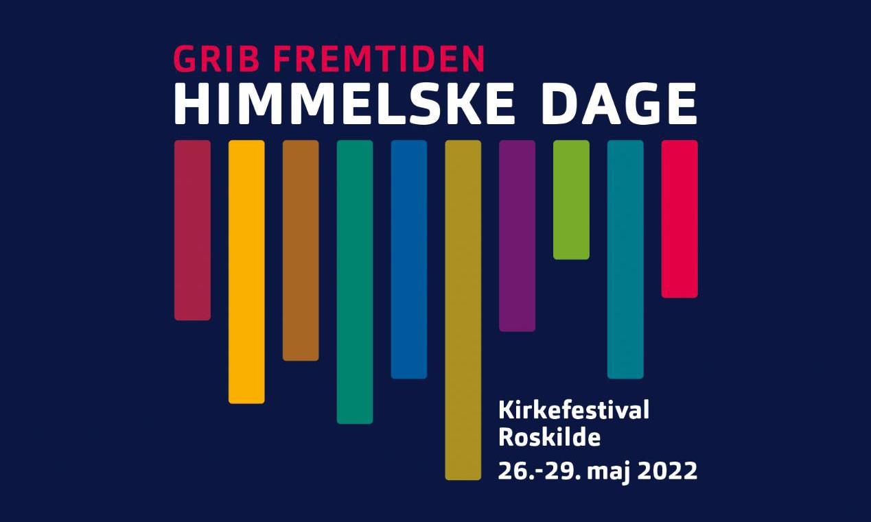 Billede af logo for Himmelske Dage 2022 i Roskilde