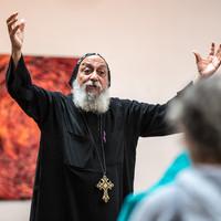 Koptisk-ortodokse biskop Thomas