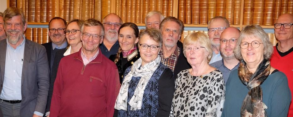 Gruppefoto af stiftsrådet.