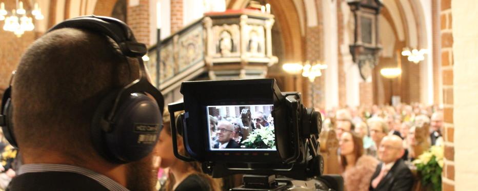 Digital konference om folkekirkens gudstjenesteliv