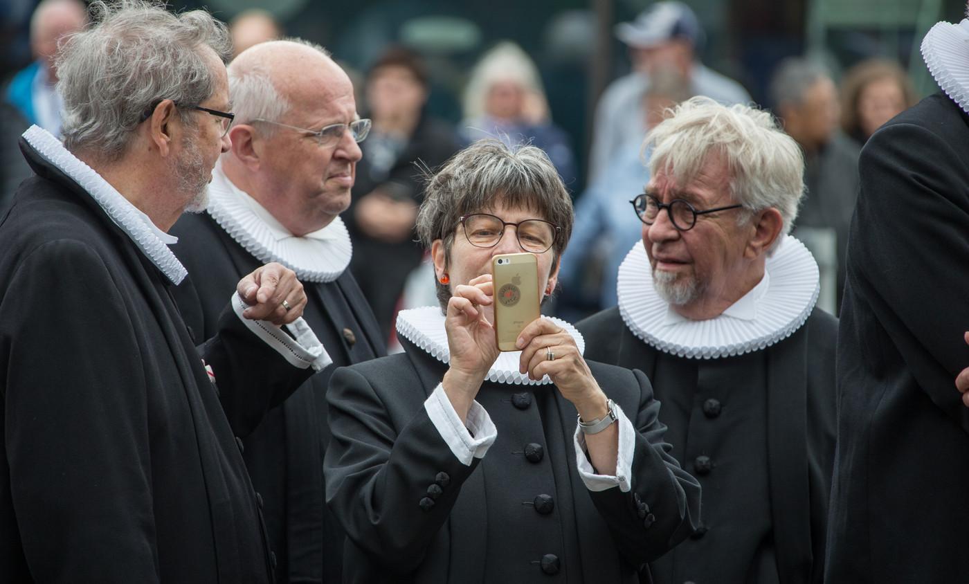 Præster