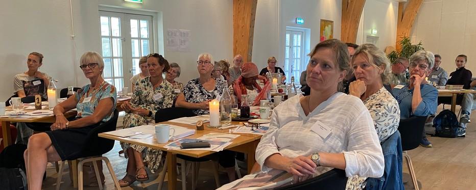 Billede fra konference